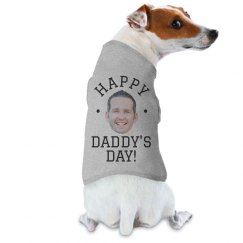 Custom Dad Dog Father's Day