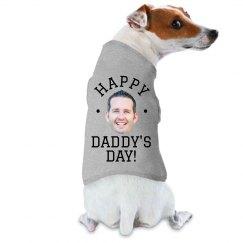Custom Dad Dog Father's Day