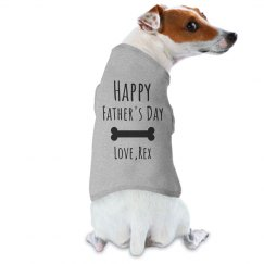 Custom Dog Dad's Father's Day