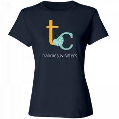TC Nanny - Teal T-Shirt