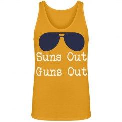 Suns Out, Guns Out