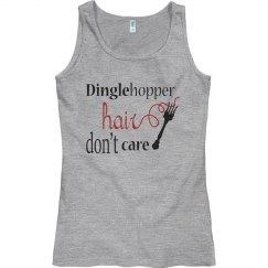 dinglehopper hair
