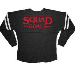 Squad Goals Are Strange