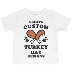 Create Custom Turkey Day Designs