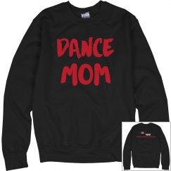 Flex Point Dance Mom Sweatshirt