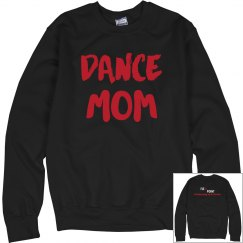 Flex Point Dance Mom Sweatshirt