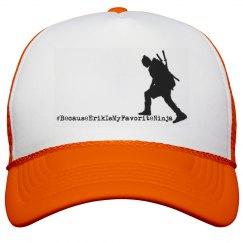 Ninja Hat Hashtag