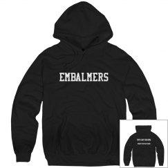Embalmers Unisex Hoodie
