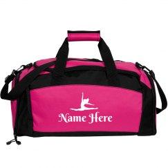Custom Name Dance Bag Gift
