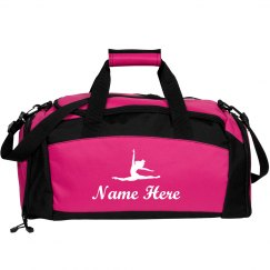 Custom Name Dance Bag