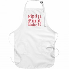 You Can Bake It Apron