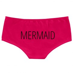 Mermaid Underwear