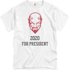 Devil for president