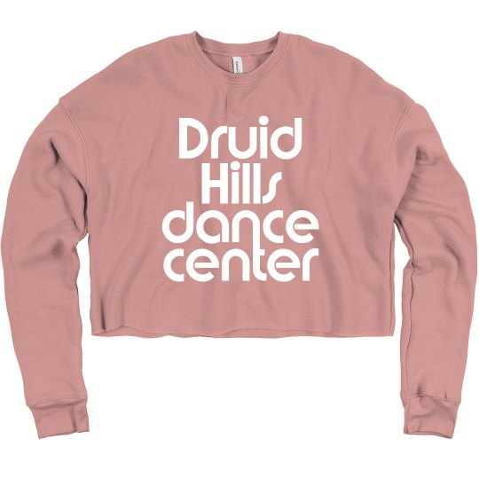 DHDC Cropped Sweatshirt