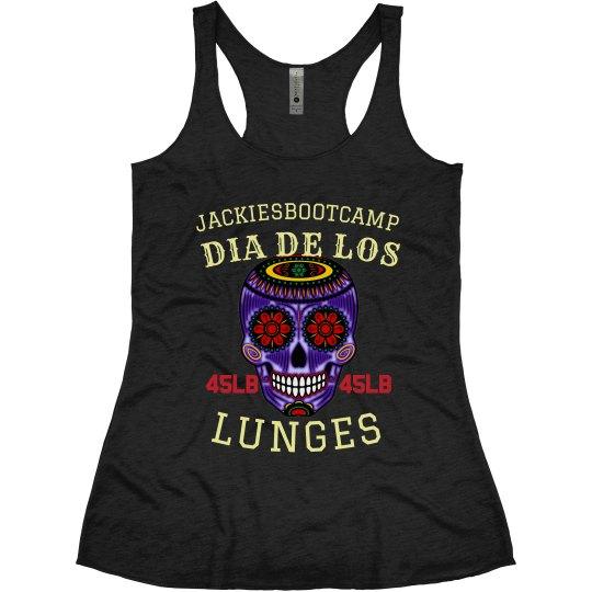 DIA DE LOS LUNGES