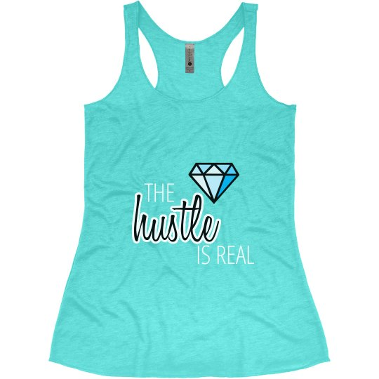 Diamond Coach Tank