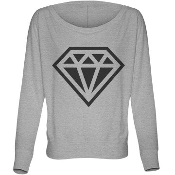 Diamond Fashion Top