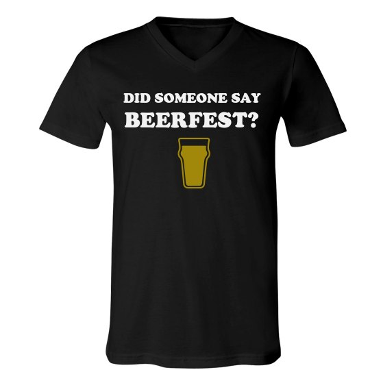 Did Someone Say Beefest