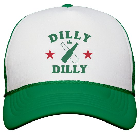 Dilly Dilly Beer Design