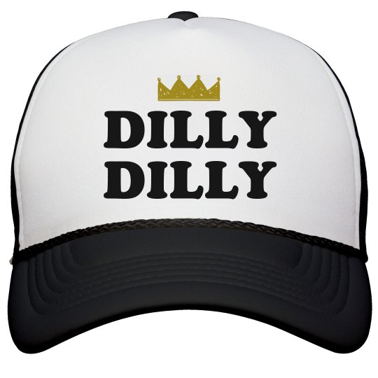 Dilly Dilly Crown Design
