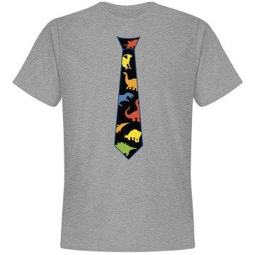 Dinosaur Tie