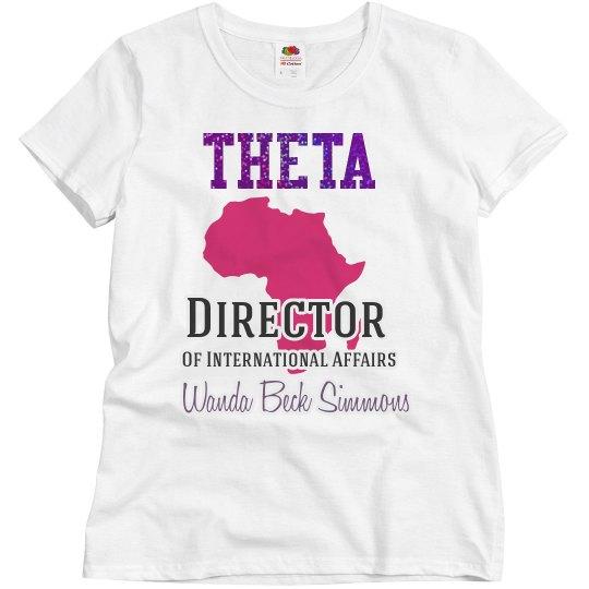 Director of Intl Affairs