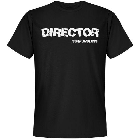 DIRECTOR'S TEE