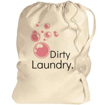 Dirty Laundry Bag - Girl
