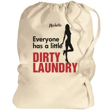 Dirty Laundry Bag