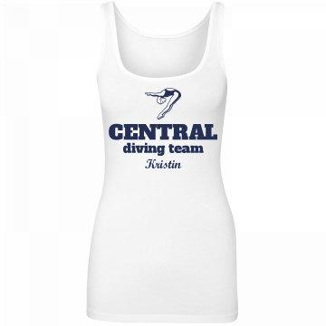 Diving Team Diver