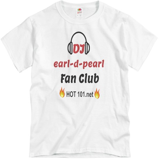 DJ earl-d-pearl Fan Club Hot101.net