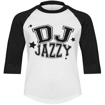 DJ JAZZY BASEBALL