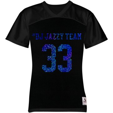 DJ JAZZY Team - Glitter Writing