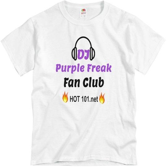 DJ Putple Freak Fan Club HOT 101.net