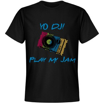 DJ Request Tee