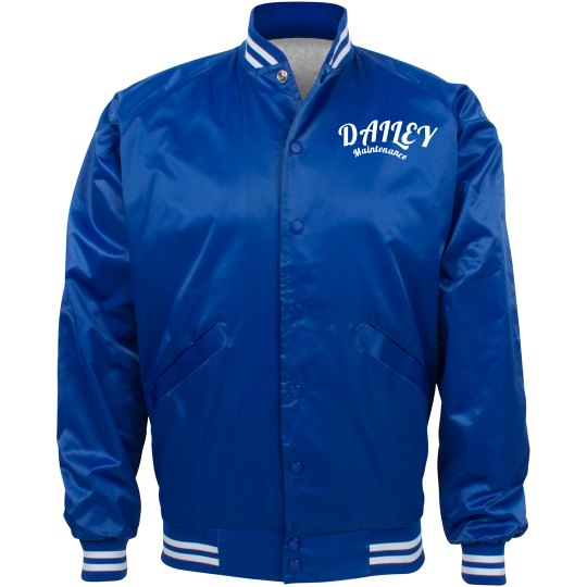 DM Satin jacket