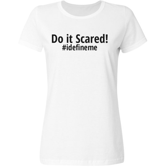 Do it Scared!