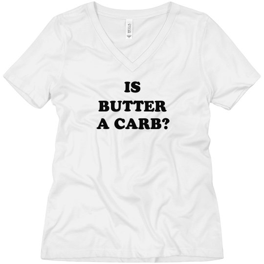 Do You Think Butter Is A Carb?
