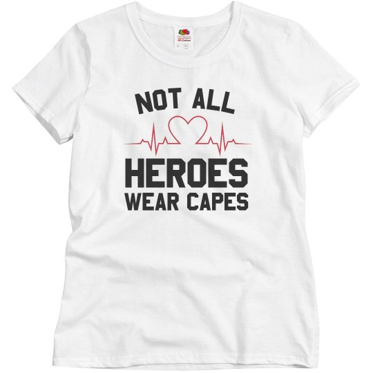 Doctors And Nurses Are The Real MVPs