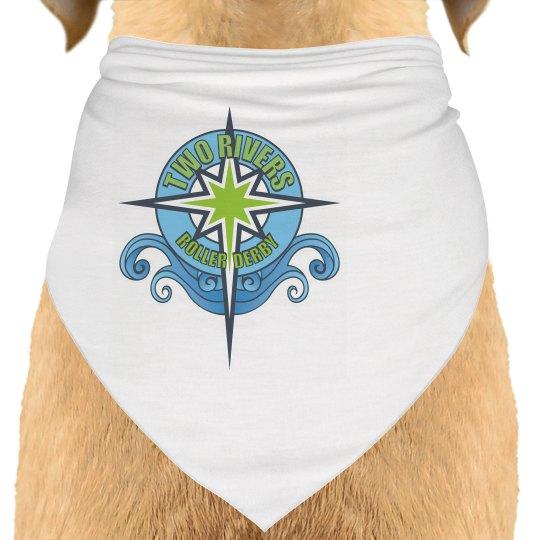 Dog Bandana - Jersey Logo