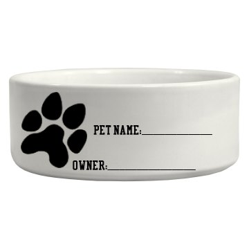 Dog Bowel