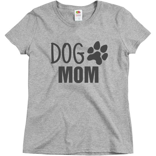 Dog Mom Paw