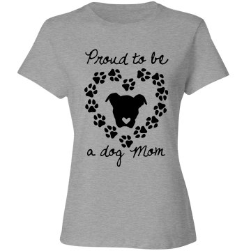 Dog Mom Pride