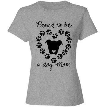 Dog Mom Pride