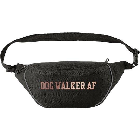 Dog Walker AF Fanny