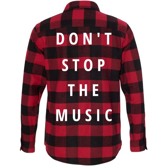 Don't Ever Stop The Music