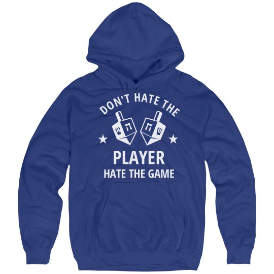 Don't Hate The Player Hanukkah