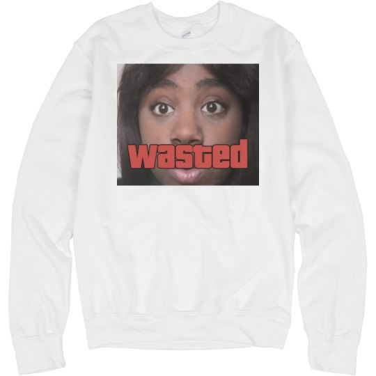 dont mess with me! SWEATSHIRT