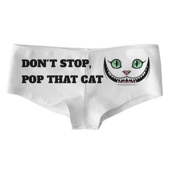 Don't Stop Pop That Cat Lyrics