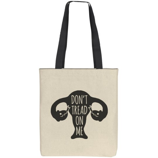 Don't Tread on Me Tote